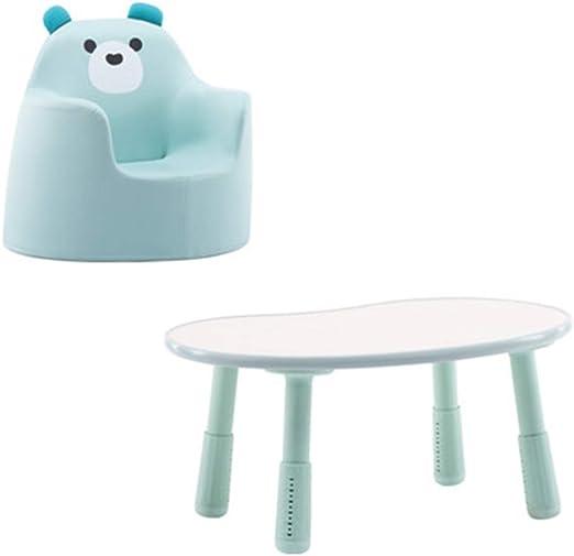 Sillas de escritorio Juegos de mesas y sillas Juguete para niños ...