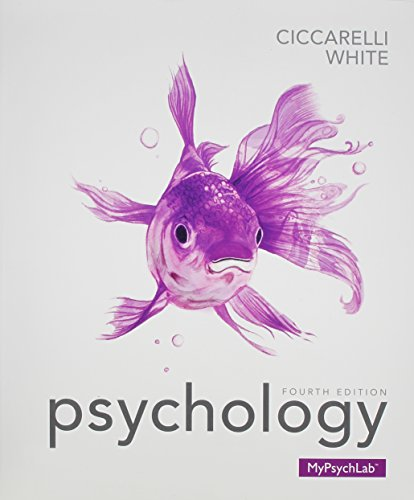 Psychology (paperback) Plus NEW MyLab Psychology  with Pearson eText -- Access Card Package (4th Edition)