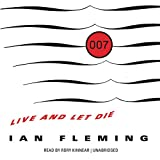 Bargain Audio Book - Live and Let Die  James Bond  Book 2