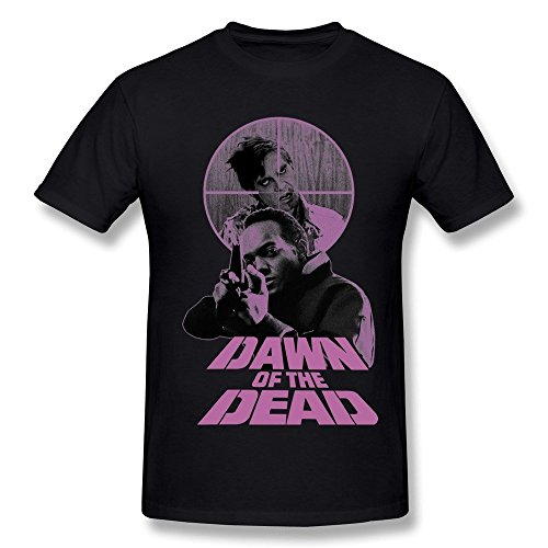 LesGo-Tshirt Dawn Of The Dead Rifle Mens T ()