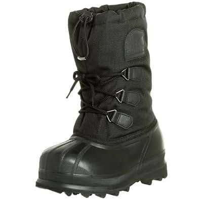 Amazon.com | Sorel Glacier 1582 - Winter Boot (Little Kid