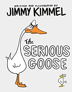 Book Cover: The Serious Goose
