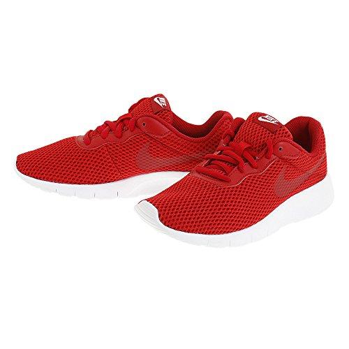 Nike Tanjun Br Gs, Chaussures de Tennis les Enfants et les Adolescents, Rouge (Univ Red/Gym Red/White), 37.5 EU