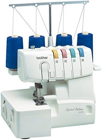 Brother 1034D - Máquina de coser y bordado: Amazon.es: Hogar