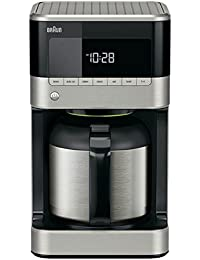 Braun Kf7155Bk Thermal Carafe Coffeemaker, Black Review