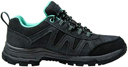 riemot Women s Waterproof Hiking Shoes Lightweight Trekking Trail Running Shoes