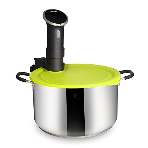 EVERIE Silicone Stainless Stockpot Diameter product image