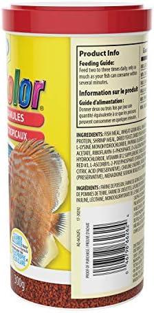 Tetra TetraColor Alimento granulado para peces tropicales 5