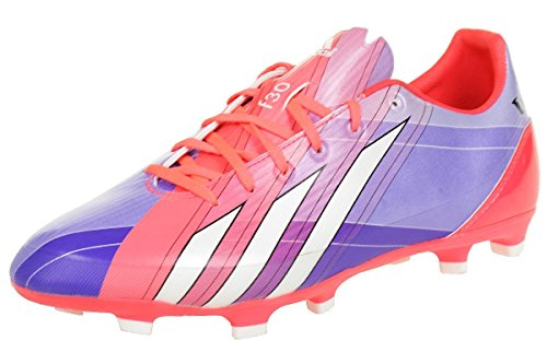 adidas F30 TRX FG Messi Mens Soccer Boots/Cleats - Purple - Size US - Trx Fg F30