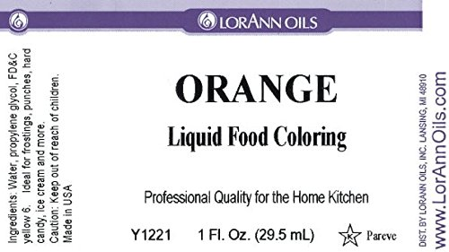 Amazon.com : Lorann Oils Liquid Food Coloring - Speciality Colors ...