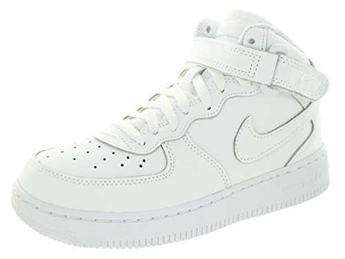 nike air force 1 mid white - 7