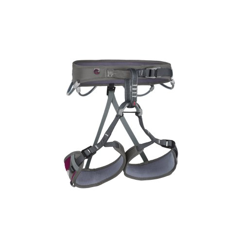 Mammut Ophira 3 Slide Woman's Climbing Harness (Cement-Cherry, Medium)