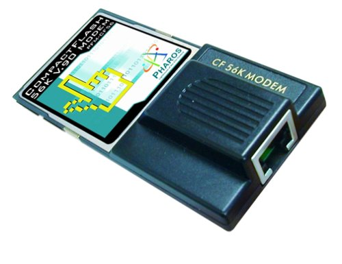 Pharos PFM-CF56 56K v.90 CompactFlash Modem Card for Pocket PCs (Modem Card 56k Cf)