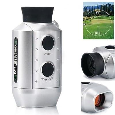 Hot Sale New Design Digital 7x RANGE FINDER PRO Golf / Hunting Laser RangeFinder by imported