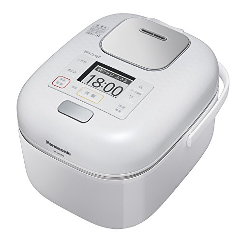 "Panasonic Variable Pressure IH Jar Rice Cooker""W ODORIDAKI"""