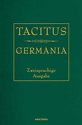 Germania - Zweisprachige Ausgabe