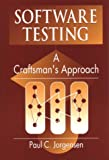 img - for Software Testing: A Craftsman's Approach book / textbook / text book