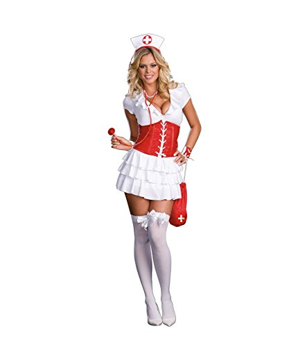 RN Trouble Adult Costume - (Rn Trouble Costume)