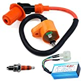 Best OEM 50cc Bikes - High Performance Racing Ignition Coil for Chinese 50cc Review