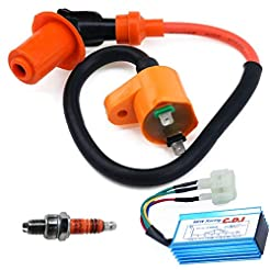 High Performance Racing Ignition Coil fo...