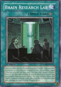 (Yu-Gi-Oh! - Brain Research Lab (ANPR-EN057) - Ancient Prophecy - 1st Edition - Common )