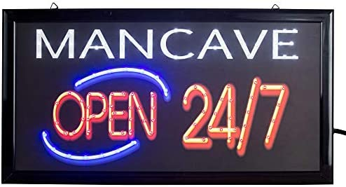 "19/""x15/""Tailoring Neon Sign Light Man Cave Store Wall Decor Nightlight Artwork"