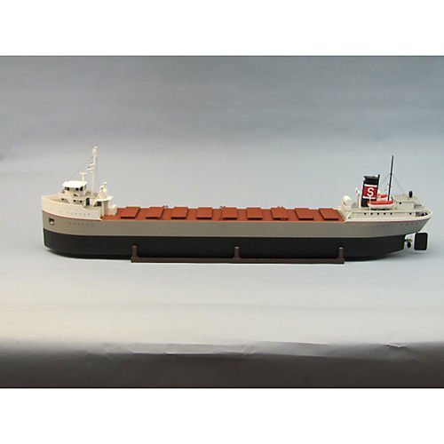 46 Great Lakes Freighter Boat Kit by - Boats Dumas/model