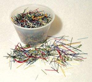 Thread Enamel Assortment (Copper Metal Thread)