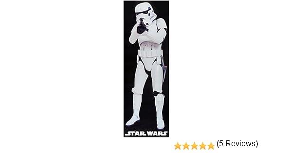 1art1® 40055 Star Wars - Póster para puerta de Soldado imperial (158 x 53 cm)