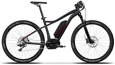 E-bicicleta de montaña de Flyer Goroc 8.7 colour negro zafiro ...