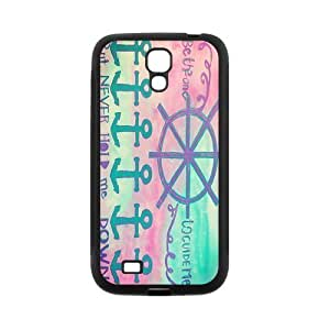 Custom Anchor Back Cover Case for SamSung Galaxy S4 I9500 JNS4-582