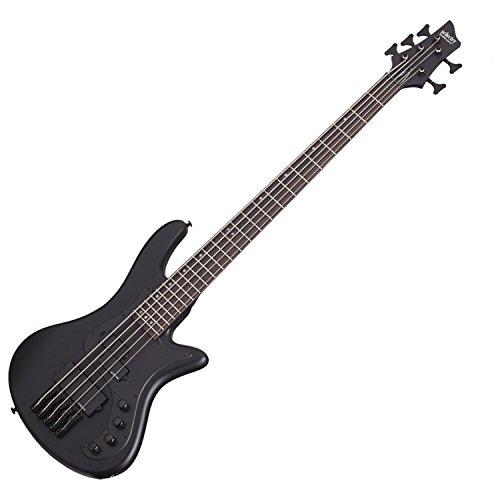 Schecter 2523 5-String Bass Guitar, Satin - Bass 5 Custom