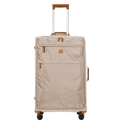 Ultralight Wheeled Upright - Bric's X-Bag/x-Travel 30 Inch Large Spinner W/Frame, Papyrus