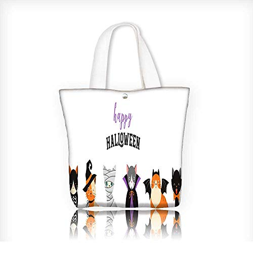 fashion shopping bagtotes shopping bagHappy Halloween - cats