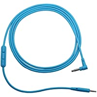 Windigle Replacement Audio Cable with MIC and Talk Control for Bose QC25 Quiet-Comfort 25 Headphones (BSAC25)