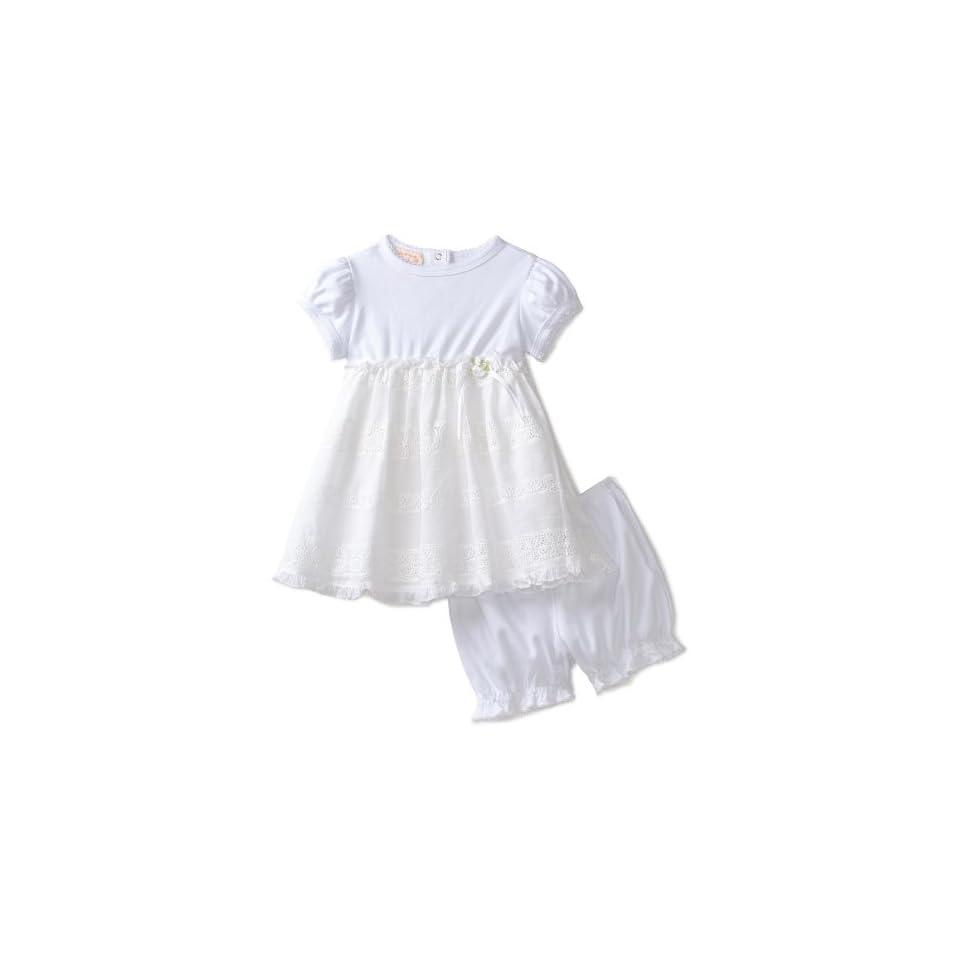Biscotti Baby Girls English Eyelet Dress
