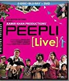 Peepli Live - Blu Ray (Bollywood Movie) Special Edition, India`s Official Entry to Oscar