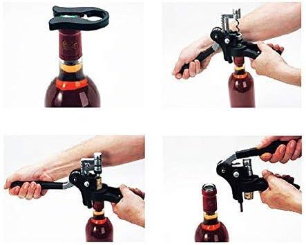 LLSS Sacacorchos Cute Rabbit Style Wine Opener Tool Abridor de Botellas de Corcho Creativo Sacacorchos Creativo