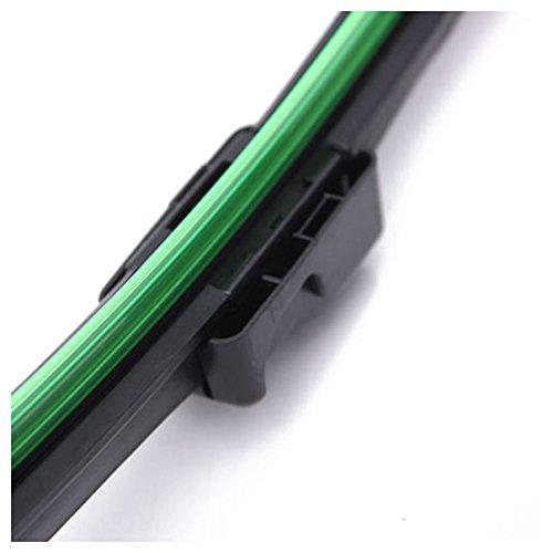 Cikuso Specifica in Forma Davanti Parabrezza Wiper Blades 24 Pollice 19 Pollice per BMW Serie 3 E90 E91 05-09