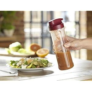 Zyliss 500 ml Shaker Bottle, Red