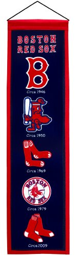 (MLB Boston Red Sox Heritage Banner)