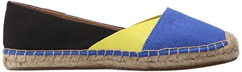 Baltic Sider Ballet Sperry Katama Block Mujer Plano Yellow para Light Top Blue wBq1g