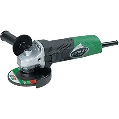 Hitachi G12SR3 4-1/2 in. 6 Amp Slide Switch Small Angle Grinder (Certified Refurbished)
