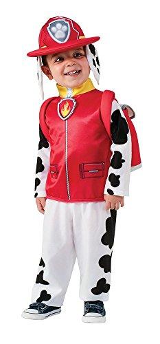 Rubie (Paw Patrol Marshall Costume)