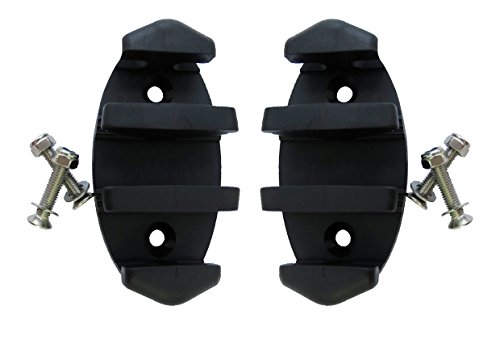 OceanMotion Zig Zag Cleat for Kayaks and Canoes 2 pack
