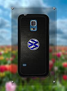 Galaxy S5 Mini Funda Case , Volkswagen Galaxy S5 Mini Funda Case Hard Plastic Anti Scratch Style Compatible With Samsung Galaxy S5 Mini