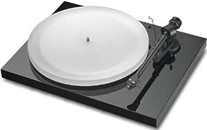 Pro-Ject Debut III Esprit - Tocadiscos (Corriente alterna, 100-110, 220-240V, 50/60 Hz, Negro, 415 x 320 x 118 mm, 415 x 405 x 365 mm)