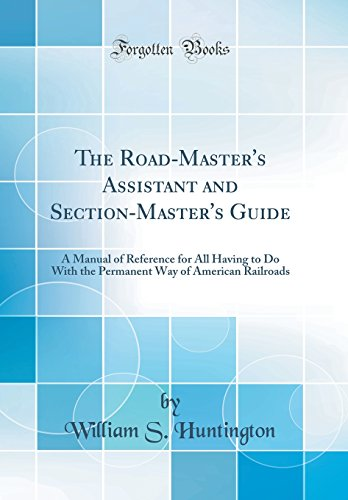 Roadmasters Assistant - 1