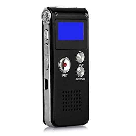 Ghost Hunting EVP Digital Recorder 8GB