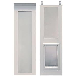 Amazon Com Modular Vinyl Patio Door Size Extra Large